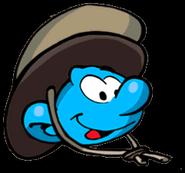 Traveler smurf