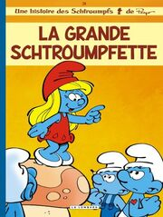Greatsmurfette