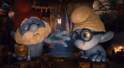 The Smurfs A Christmas Carol 2011 012 0001