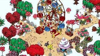 Smurfs' Village - Valentine's Update