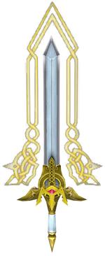 Excalibur True Form