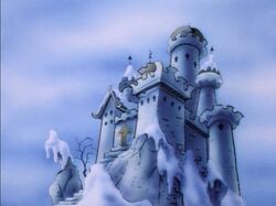 Chlorhydris' Castle Winter