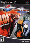 Kof 2000 2001 boxart ps2 usa