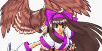 Purple Nakoruru