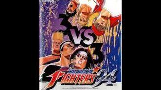 KOF'94 - Esaka (Hero Team Theme) (Japan) OST