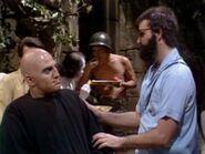 SNL Alan Zweibel as Marlon Brando