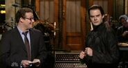 SNL Bill Hader - Steven Seagal