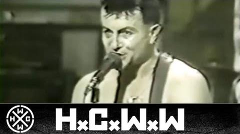 FEAR - BEEF BALONEY - NEW YORKS ALRIGHT ON SAT NIGHT - LIVE (OFFICIAL VERSION HCWW)