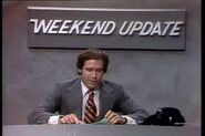 Chevy Chase on Weekend Update