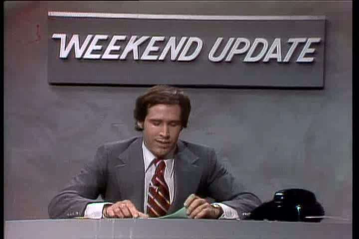 Weekend Update | Saturday Night Live Wiki | FANDOM powered ...