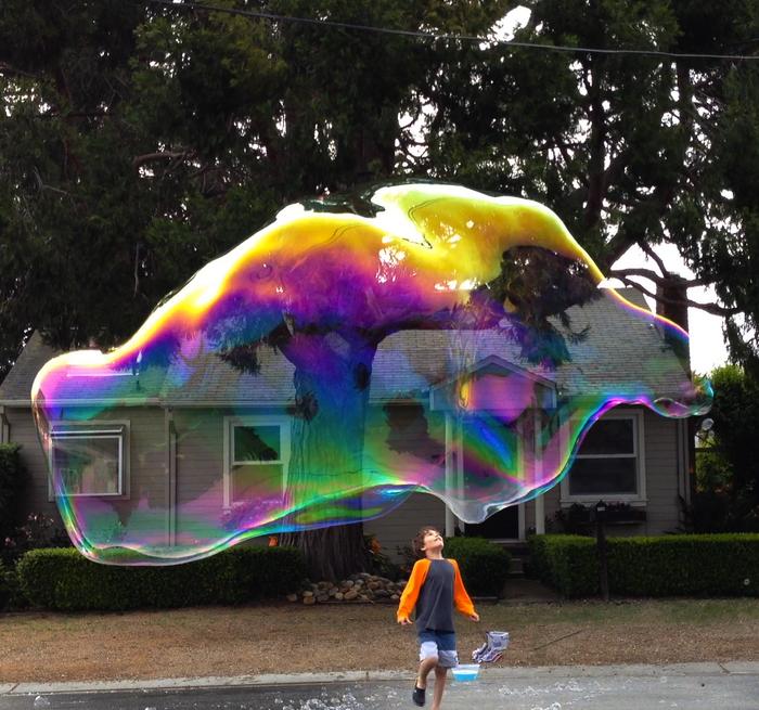 20150322 8561 Jakey under bigbubble 2