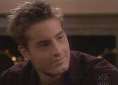 Justin Hartley as Fox Crane from Passions