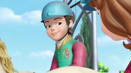 Hugo in The Flying Crown