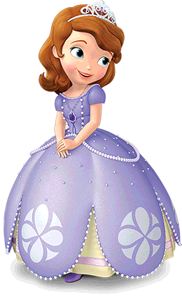 Sofia The First Clover Png