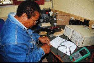 Electro Solar Cooker electrician, 1-4-13