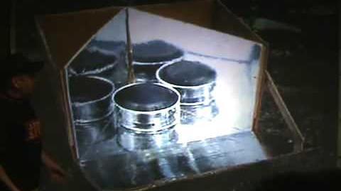 Evolución de las Cocinas Solares - Magnum Astron