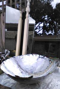 Solar wok 4