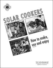 Solar cookers international handbook