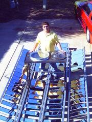 Large Solar Cooker