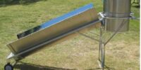 Blazing Tube Solar Appliance