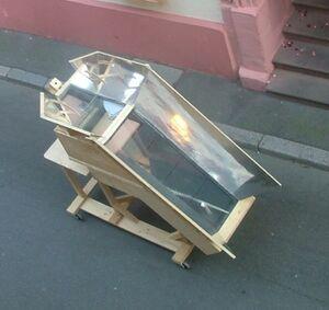 Kapplusch pizza cooker, 7-23-13