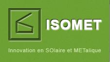 ISOMET logo, 10-18-16
