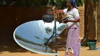Four solaire SOLARIO SAFE conçu pour les pays en développement par FOCALIS