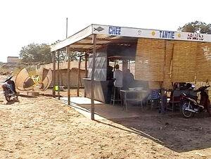 TANTIE SOLAIRE 2-Burkina Faso-2004