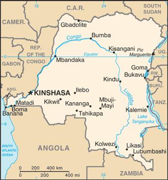 DRC Cg-map