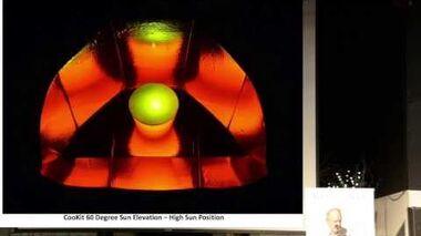 Bradley Reciprocal Optical Test for Measuring Solar Cooker Performance