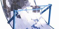 Domestic Parabolic Solar Cooker