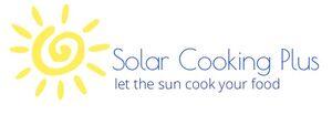 Solar Cooking Plus logo, 9-18-14