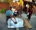 Gasy Nahandro panel cooker demonstration, 4-2-13.jpg