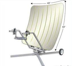 Andersen solar cooker