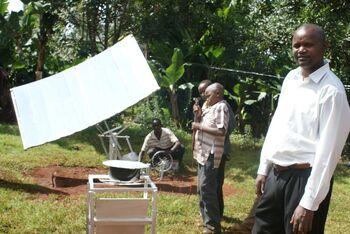Kenya Solar Concentrator