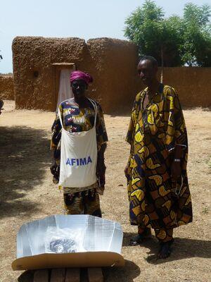 KoZon Mali November 2012
