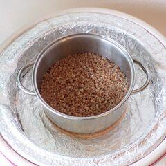 18) Sarrasin cuit