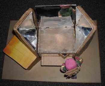 Goodman box cooker furniture
