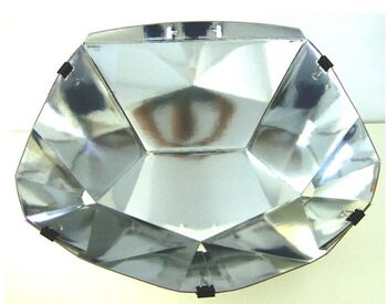 Diamond Solar Cooker photo 2