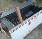 My Big Solar Oven
