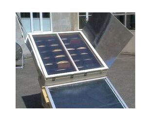 Rolf Behringer - Small-scale solar bakery