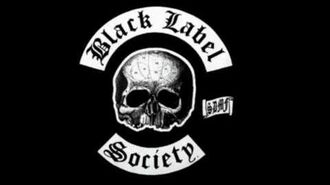 Black Label Society-This is the song I listen to when I'm celebrating an achievemnt in my life.