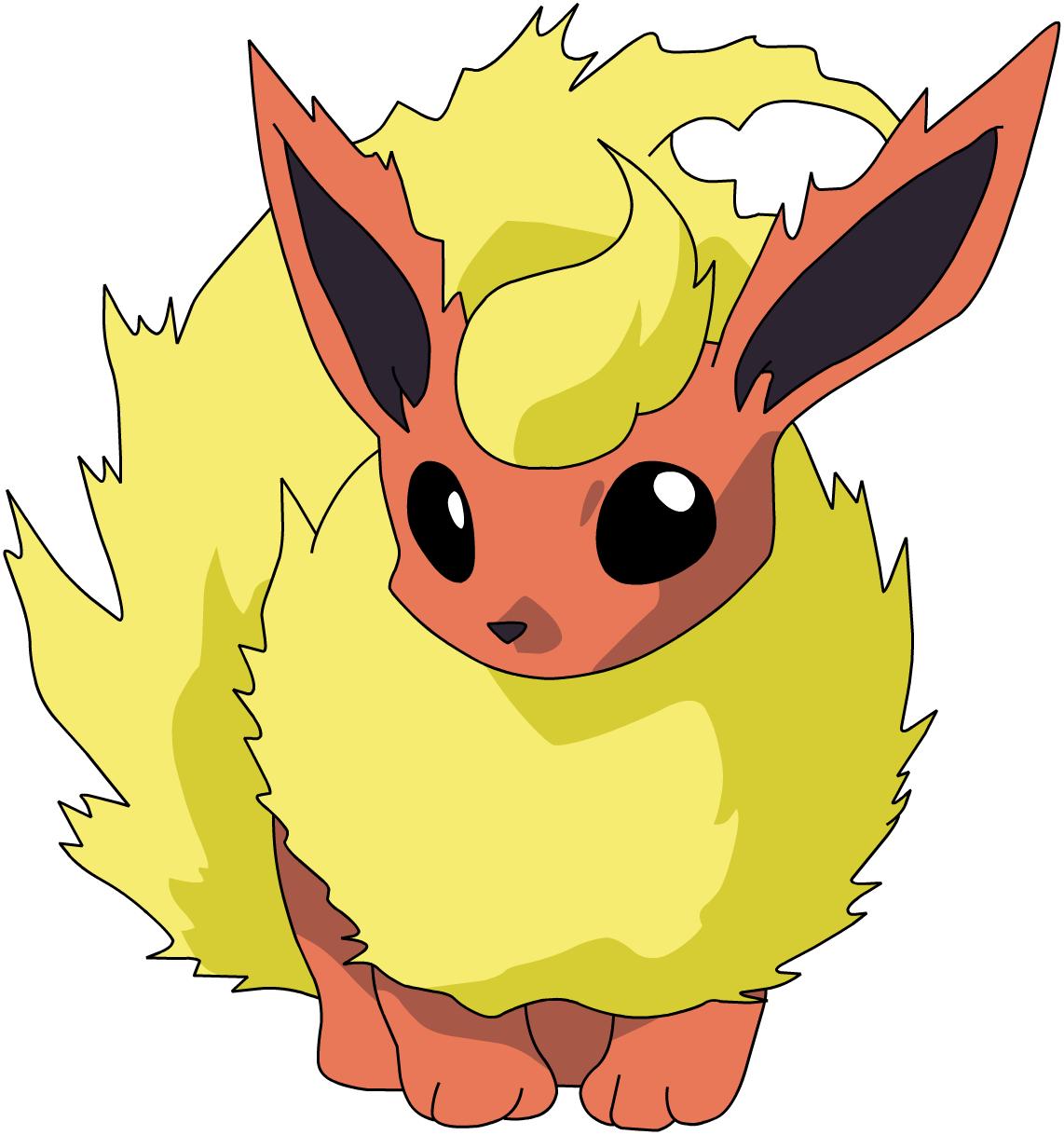 Flareon Sonic Pok 233 Mon Uni Pedia Wiki Fandom Powered By