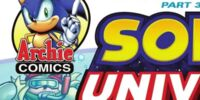 Archie Sonic Universe Issue 57