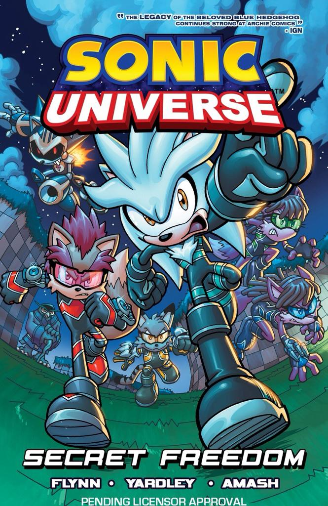 Sonic Universe #11 - Read Sonic Universe Issue #11 Page 15