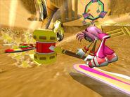 Sonic Riders - Amy - Level 3
