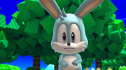 Pocky in Sonic Lost World