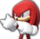 Sonic Rivals 2 - Knuckles the Echidna 2