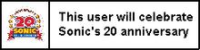 Userbox- Sonic 20 anniversary