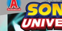 Archie Sonic Universe Issue 25